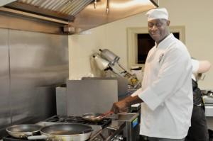 Richmond the Chef!