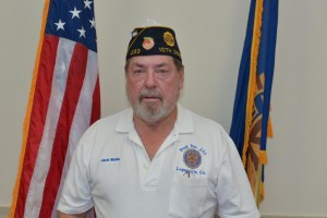 Sgt at Arms: Captain Jack Wade and the Color Guard