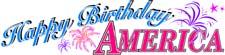 July 4th - happy-birthday-america